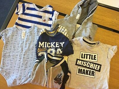Boys Mixed Lot Clothing 12-18 Months
