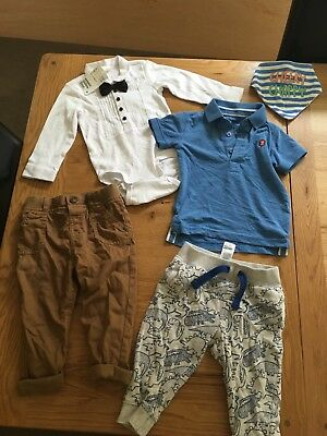 Boys Mixed Lot 9-12 Months Clothing