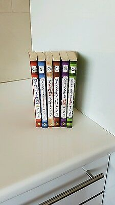 6  Diary of a Whimpy Kid Books