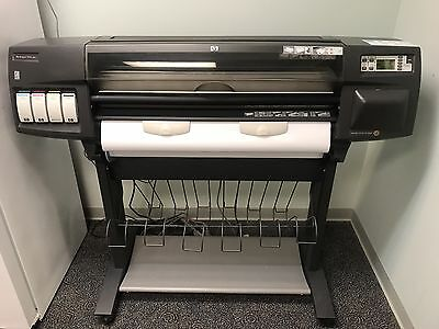Hp DesignJet 1050C Plus Plotter with extras