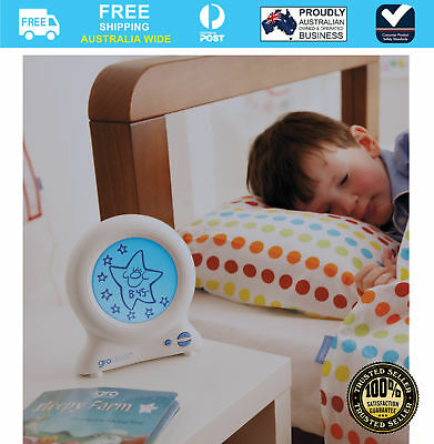 Gro Clock Sleep Trainer For young Children with Night Light incl Digital Clock