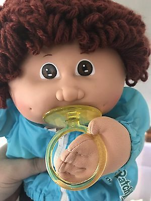 Cabbage Patch Paci Boy Beautiful Complexion