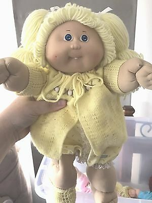 Cabbage Patch Girl Excellent Condition