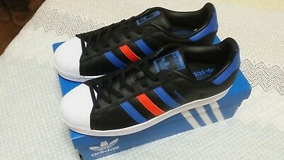 "ADIDAS MENS SHOES""SUPERSTARS""SIZE US 13 (brand new)"