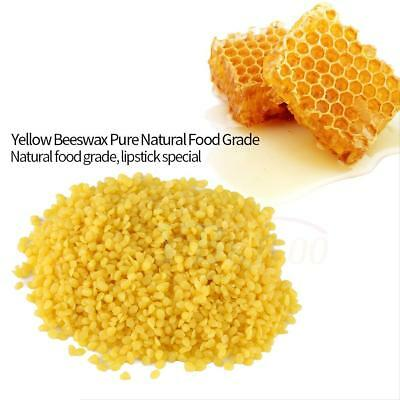50g Food Cosmetic Honey AA Grade furniture wax 100% Organic Natural Pure Beeswax