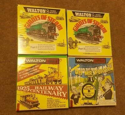 Walton Movie combo Walton 8mm Home Movie RARE - Aussie Seller