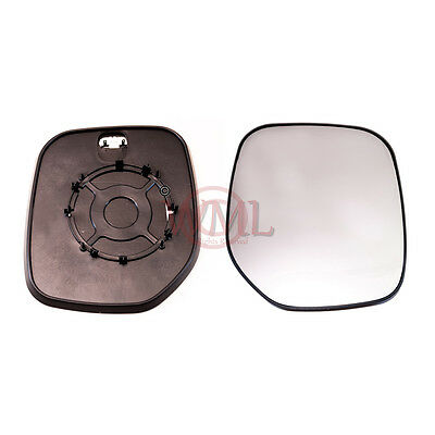 Right Side Clip On Heated Mirror Glass for Citroen Berlingo 1996-2007 0060RSHP