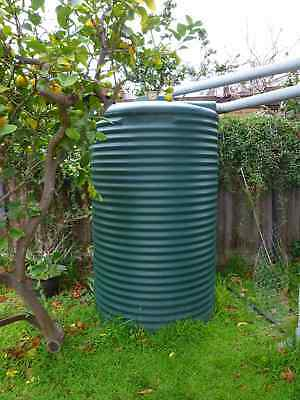 WATER TANK 2400 LITRES, GREEN BY SUPERIOR TANKS , 6r