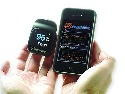 Nonin Connect™ Elite Model 3240 - Wireless Finger Pulse Oximeter