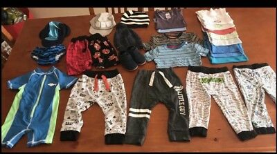 Boys Size 1 Mixed Bundle