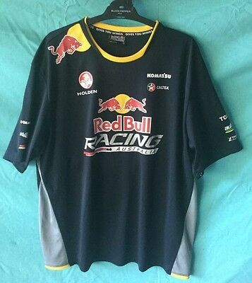 Red Bull Supporters Racing Shirt - Size 2XL