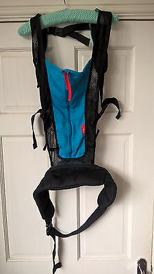 Phil and Teds Airlight Baby Carrier Blue 3.5-12kg