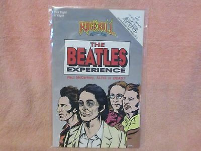 Rock and Roll Comic The Beatles Experience Part eight if eight.1992