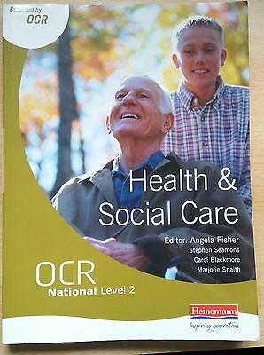 qcf level 3 unit 4222 311 Nvq qcf health and social care optional unit level 2&3 - unit ld 302  £200 + p&p  nvq level 5, qcf l5 childcare and social care management course work (per unit.