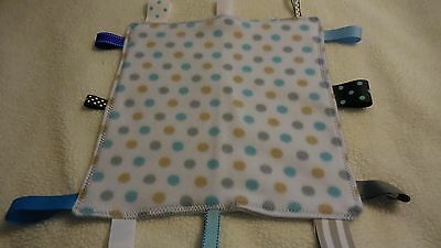 New Baby Security Blanket With Tags Lot 32