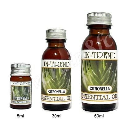 Citronella Essential Oil 100% Pure Many Sizes Free Shipping