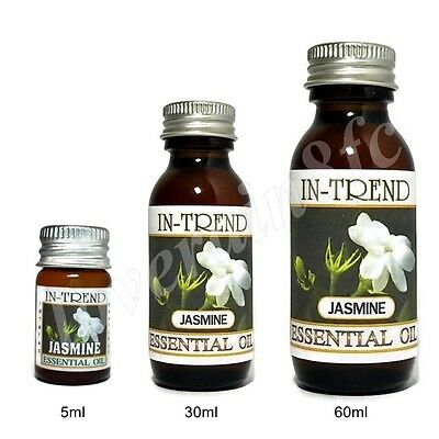 Jasmine Essential Oil 100% Pure Many Sizes Free Shipping
