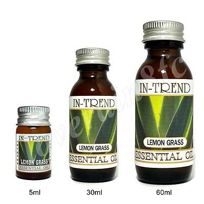 Lemongrass Essential Oil 100% Pure Many Sizes Free Shipping