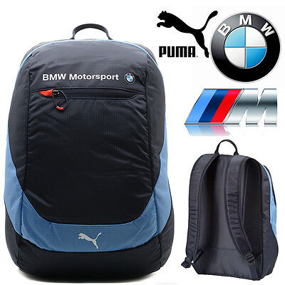 new puma bmw f 1 m sport motorsport rucksack back pack m3. Black Bedroom Furniture Sets. Home Design Ideas