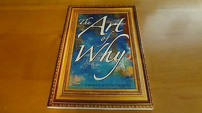 The Art of Why * Overcoming Fear & Finding Your Calling Motivational * New Item
