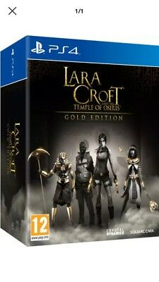 lara Croft Coffret Ps4