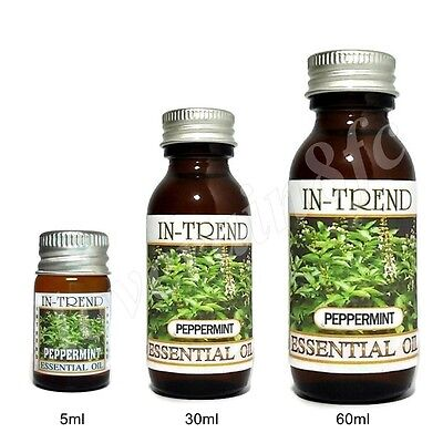 Peppermint Essential Oil 100% Pure Many Sizes Free Shipping