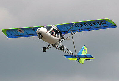Drawing aircraft Microplane Chick-2,Plans,Plans