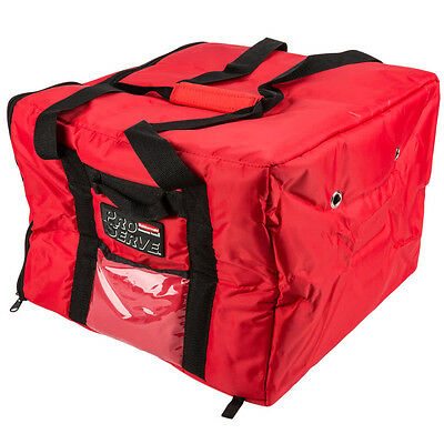 Rubbermaid 9F38 PROSERVE Pizza - Catering - Sandwich - Delivery Bag, Medium
