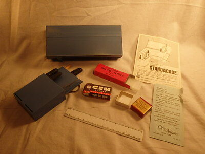 Vtg CLAY ADAMS Dissection Kit Case Student Biology Educational Lab