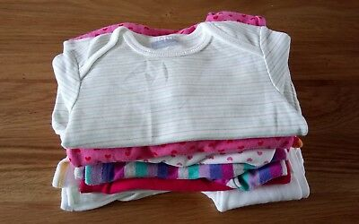 Baby girl clothes 0-3, newborn BUNDLE