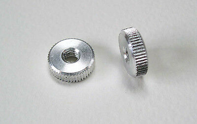 Smiths / British Jaeger Instrument Gauge Pair of Knurled Fixing Nuts, 17H932