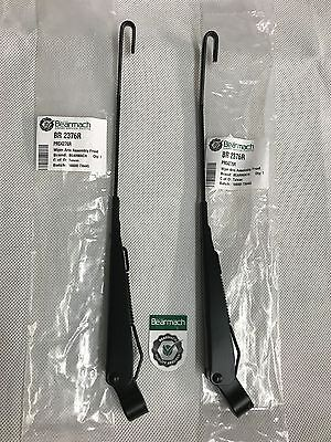 Bearmach Land Rover Defender Front Windscreen Wiper Arms x2  83 to 2001