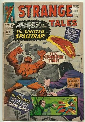Strange Tales # 132(Very good)
