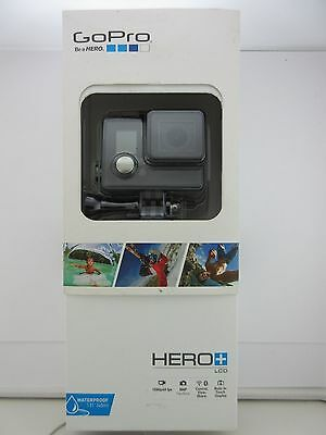 NEW GoPro HERO+ LCD HD Waterproof Action Camera 8MP Photo Wi-Fi Touchscreen
