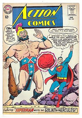 Action Comics #308 GD (2.0) DC Comic 1964