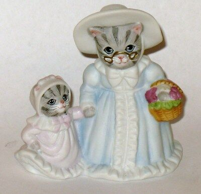Rare Vintage Kitty Cucumber Grandma And Baby Pickles Mnb