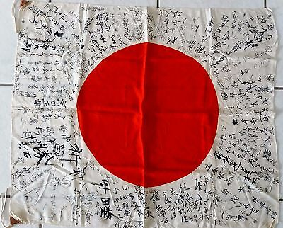 ww2 Japanese Army Soldiers Hata Signed Captured + 1 japanese war bond ,1939/45