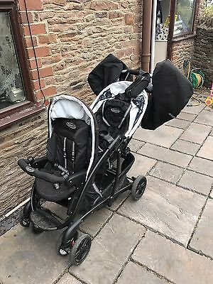 Graco Quattro Tour Duo Tandem Travel System