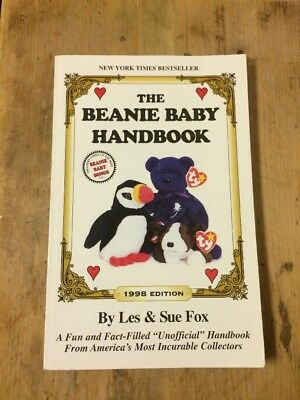 The Beanie Baby Handbook 1998 Edition