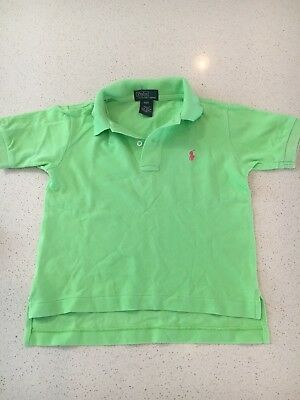 ralph lauren polo shirt size 2/2T - Boys