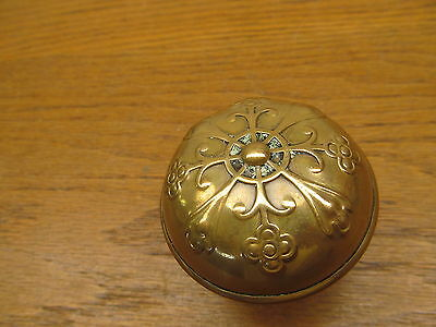 Old Brass ? Door Knob...ornate