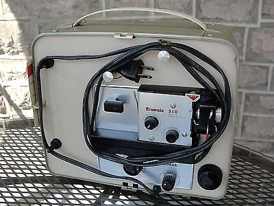 Brownie 310 Movie Projector with working bulb