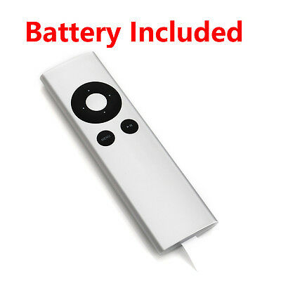 New Universal Remote MC377LL/A For Apple TV 2 3 Box Music System MAC w Battery