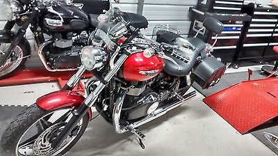 2011 Triumph Other  2011 Triumph Speedmaster