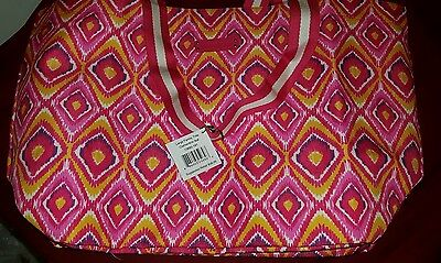 vera bradley Large Family Tote Clementine Ikea NWT