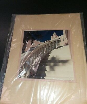Vintage Ringling Museum Signed Photography