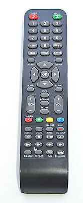 Universal LED LCD HD TV Remote for VIVO, VIANO -100% REPLACEMENT Remote