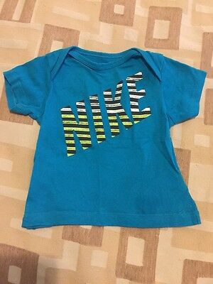 Baby Nike T-shirt Size 3-6 Months