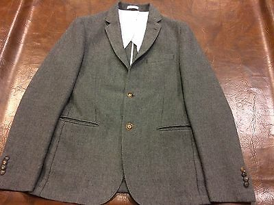 Knowledge Cotton Apparel Men's Blazer Jacket EU 50