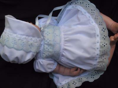"19-20"" 00AK DRESS SET- Reborn Doll - Hand Made Doll Clothing"